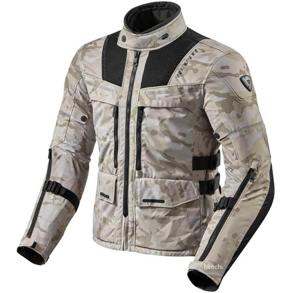 レブイット REVIT オフトラック ジャケット サンド/黒 Sサイズ FJT265-5220-S HD店