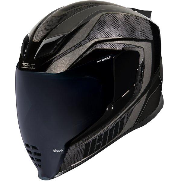 アイコン ICON フルフェイスヘルメット AIRFLITE RACEFLITE 黒 XSサイズ 0101-13190 HD店