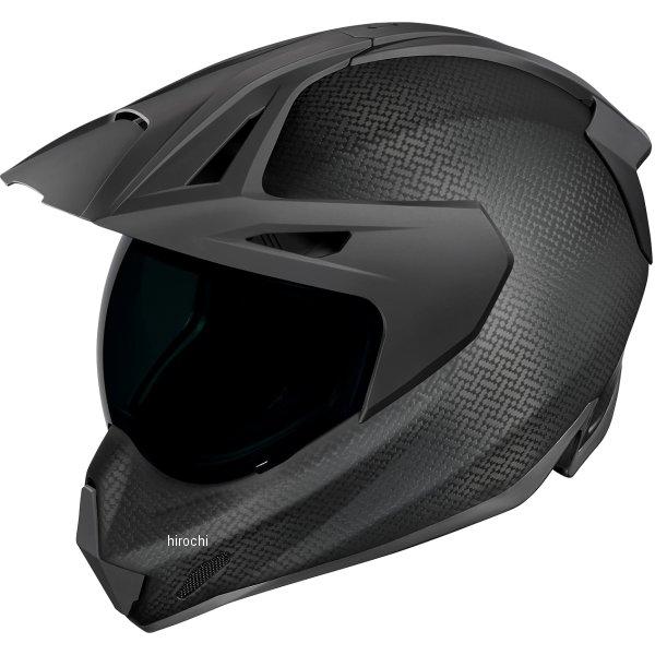 アイコン ICON フルフェイスヘルメット VARIANT PRO GHOSTCARBON 黒 3XLサイズ 0101-13255 HD店
