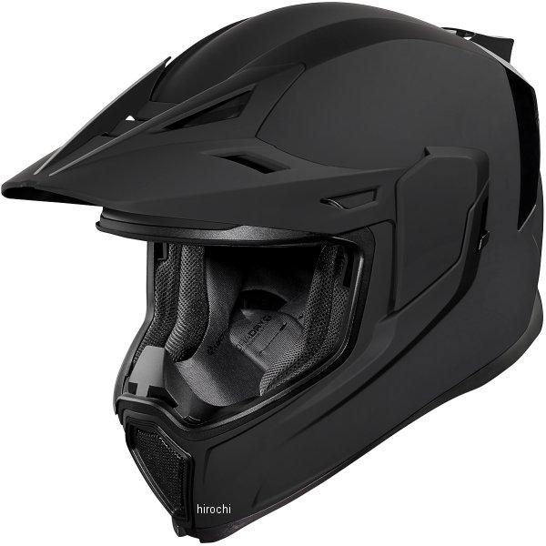 アイコン ICON フルフェイスヘルメット AIRFLITE MOTO RUBATONE 黒 XLサイズ 0101-13306 HD店