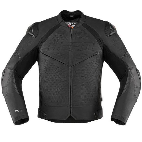 アイコン ICON 2020年春夏モデル ジャケット HYPERSPORT2 PRIME 黒 48サイズ 2810-3625 HD店