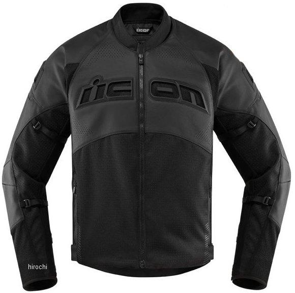 アイコン ICON 2020年春夏モデル ジャケット CONTRA2 PERFORATED 黒 MDサイズ 2810-3661 HD店