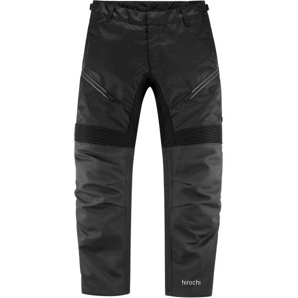 アイコン ICON 2020年春夏モデル パンツ CONTRA2 LEATHER 黒 2XLサイズ 2811-0642 HD店