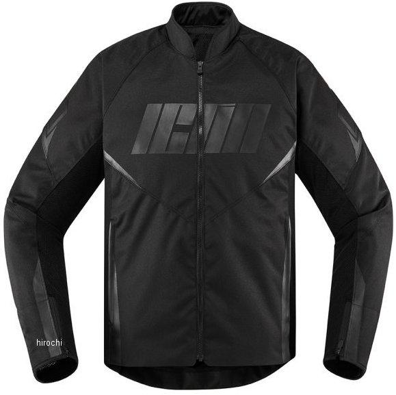 アイコン ICON 2020年春夏モデル ジャケット HOOLIGAN 黒 SMサイズ 2820-5282 HD店