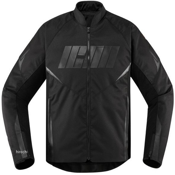 アイコン ICON 2020年春夏モデル ジャケット HOOLIGAN 黒 2XLサイズ 2820-5286 HD店