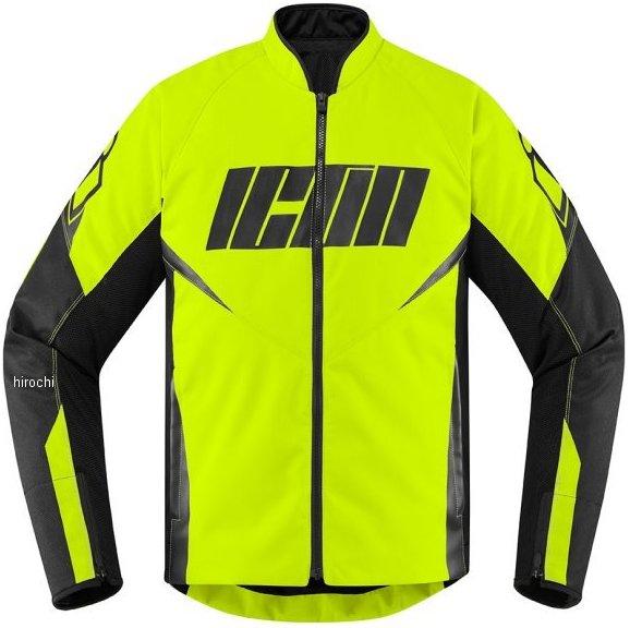 アイコン ICON 2020年春夏モデル ジャケット HOOLIGAN HIVIZ 4XLサイズ 2820-5302 HD店