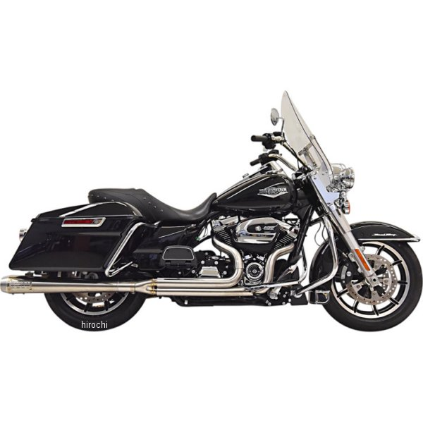 【USA在庫あり】 バッサニ Bassani EXHAUST 2:1 SS 50TH M8 FL 1800-2440 HD店