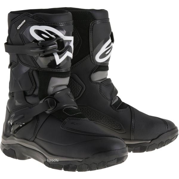 【メーカー在庫あり】 アルパインスターズ Alpinestars 2020年春夏モデル シューズ BELIZE DRYSTAR BOOT 黒 10サイズ 8051194984722 HD店
