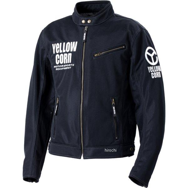 イエローコーン YeLLOW CORN 2020年春夏モデル ライトメッシュジャケット 黒 3Lサイズ YB-0120 HD店