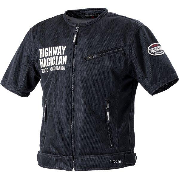 イエローコーン YeLLOW CORN 2020年春夏モデル プロテクティブメッシュTシャツ 黒 3Lサイズ YMT-001 HD店