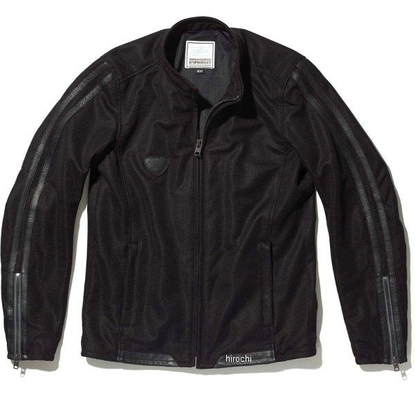 カドヤ KADOYA 2020年春夏モデル メッシュジャケット THOMPSON レディース 黒 WMサイズ 6255 HD店