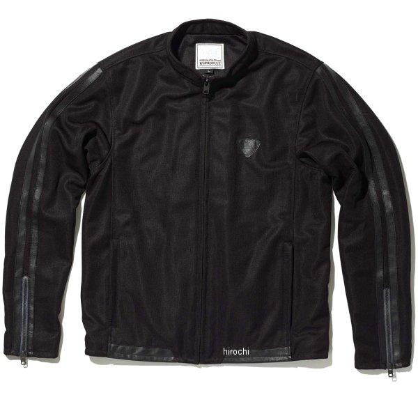 カドヤ KADOYA 2020年春夏モデル メッシュジャケット THOMPSON 黒 3Lサイズ 6255 HD店