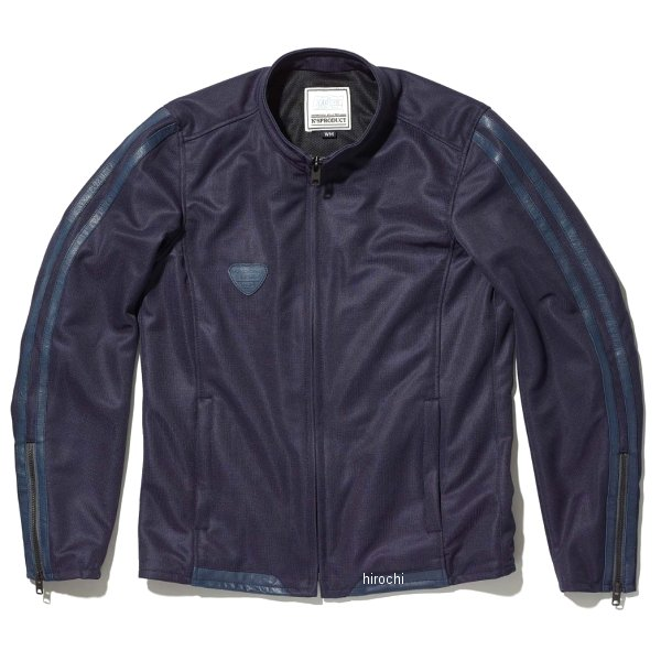 カドヤ KADOYA 2020年春夏モデル メッシュジャケット THOMPSON レディース ネイビー WLサイズ 6255 HD店