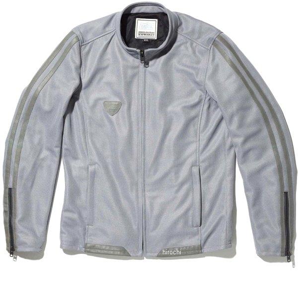 カドヤ KADOYA 2020年春夏モデル メッシュジャケット THOMPSON レディース グレー WLサイズ 6255 HD店