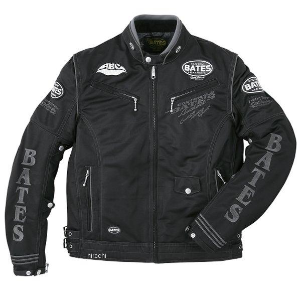 ベイツ BATES 2020年春夏モデル 2Wayメッシュジャケット 黒 Lサイズ BJ-M2013TT HD店
