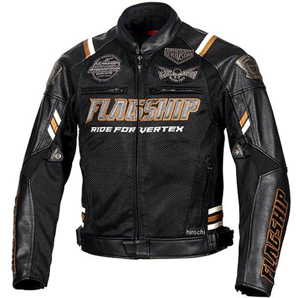 フラッグシップ FLAGSHIP 2020年春夏モデル バーテックスメッシュジャケット ゴールド LWサイズ FJ-S206G HD店