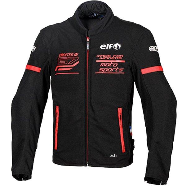 【メーカー在庫あり】 エルフ elf 2020年春夏モデル フレッドメッシュジャケット 赤 LLサイズ EJ-S102 HD店