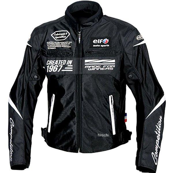 エルフ elf 2020年春夏モデル イデアールメッシュジャケット 黒/黒 Mサイズ EJ-S103 HD店