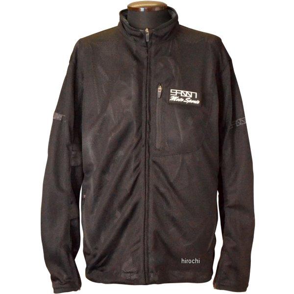 スプーン SPOON 2020年春夏モデル メッシュジャケット 黒 Lサイズ SPB-617 HD店