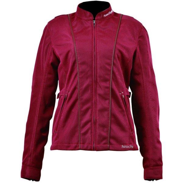 ロッソスタイルラボ Rosso StyleLab 2020年春夏モデル 防風インナー付きスタイルアップメッシュジャケット 赤 Sサイズ ROJ-87 HD店