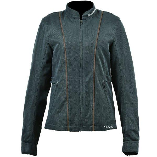 ロッソスタイルラボ Rosso StyleLab 2020年春夏モデル 防風インナー付きスタイルアップメッシュジャケット チャコール M/Lサイズ ROJ-87 HD店