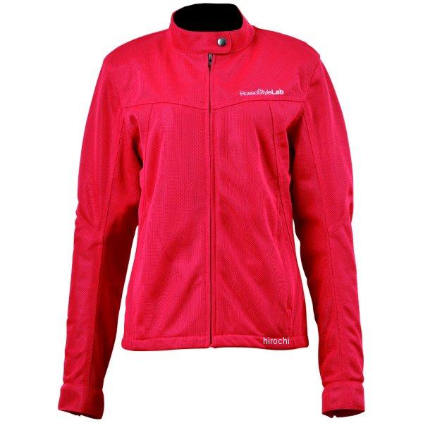 ロッソスタイルラボ Rosso StyleLab 2020年春夏モデル スタイルアップスタンダードメッシュジャケット ピンクレッド Lサイズ ROJ-88 HD店