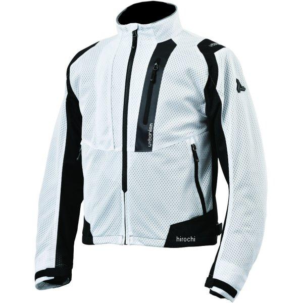 アーバニズム urbanism 2020年春夏モデル ライドメッシュジャケット 白 3Lサイズ UNJ-078 HD店