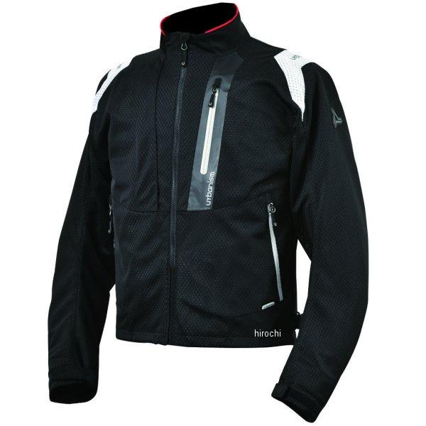 アーバニズム urbanism 2020年春夏モデル ライドメッシュジャケット 黒 LBサイズ UNJ-078 HD店