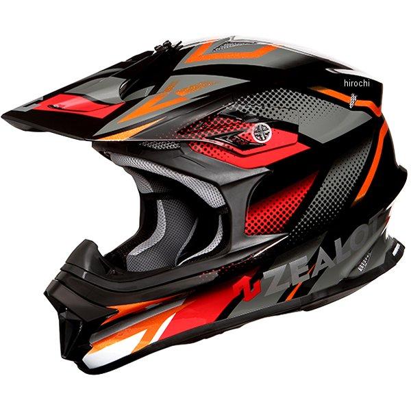 ジーロット ZEALOT マッドジャンパー2 MadJumper GRAPHIC 黒/グレー XLサイズ MJ0015/XL HD店