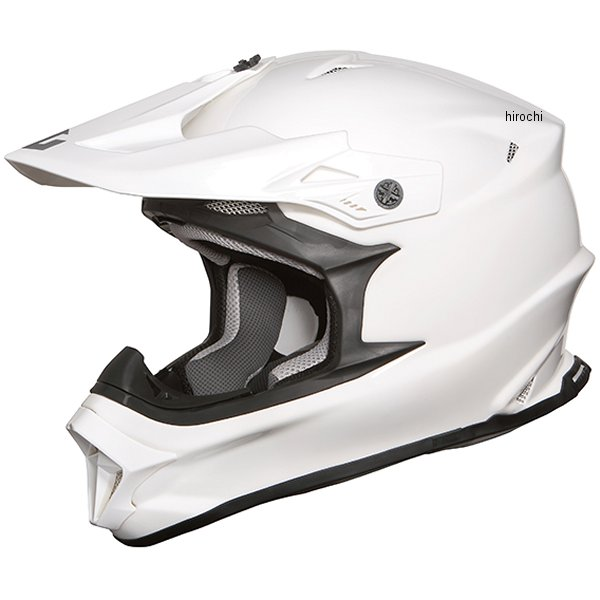 【メーカー在庫あり】 ジーロット ZEALOT マッドジャンパー2 MadJumper SOLID 白 Sサイズ MJ0017/S HD店