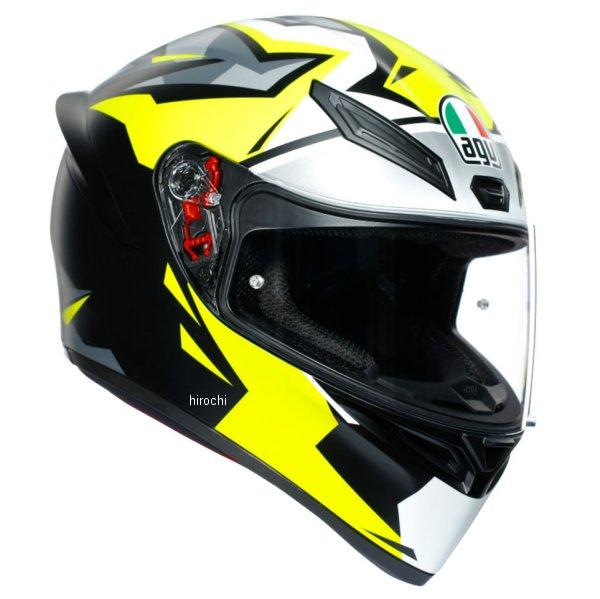 【メーカー在庫あり】 エージーブイ AGV フルフェイスヘルメット K1 MIR 2018 Mサイズ 028191IY002-M HD店