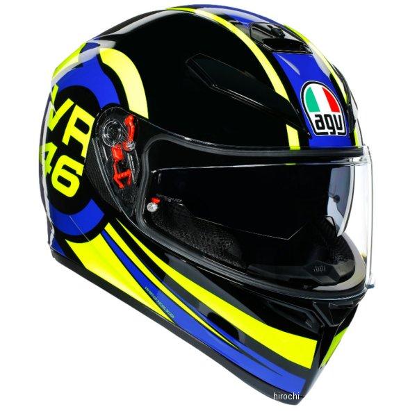 エージーブイ AGV フルフェイスヘルメット K-3SV MPLK RIDE 46 Lサイズ 030190MF005-L HD店