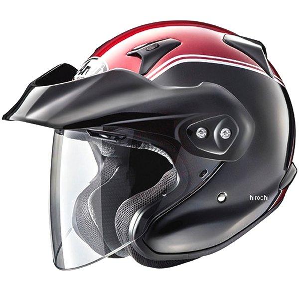 ホンダ純正 2020年春夏モデル ジェットヘルメット ASTRAL-X GW 黒/レッド Lサイズ 0SHGK-JCTZ-KR HD店