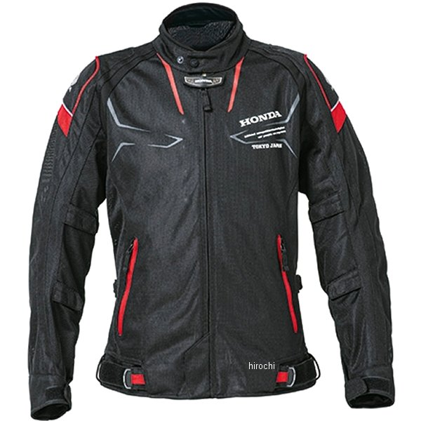 ホンダ純正 2020年春夏モデル ヴェロシティメッシュジャケット 黒 Lサイズ 0SYES-23E-K HD店