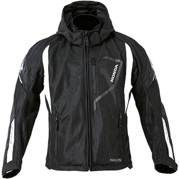 ホンダ純正 2020年春夏モデル ジェネシスエアブレイクパーカ 黒 3Lサイズ 0SYES-23K-K HD店