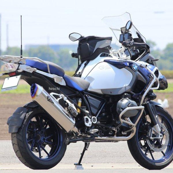 アールズギア r's gear フルエキゾースト ワイバン リアルスペック 13年-16年 BMW R1200GSアドベンチャー チタン RB01-01RT HD店