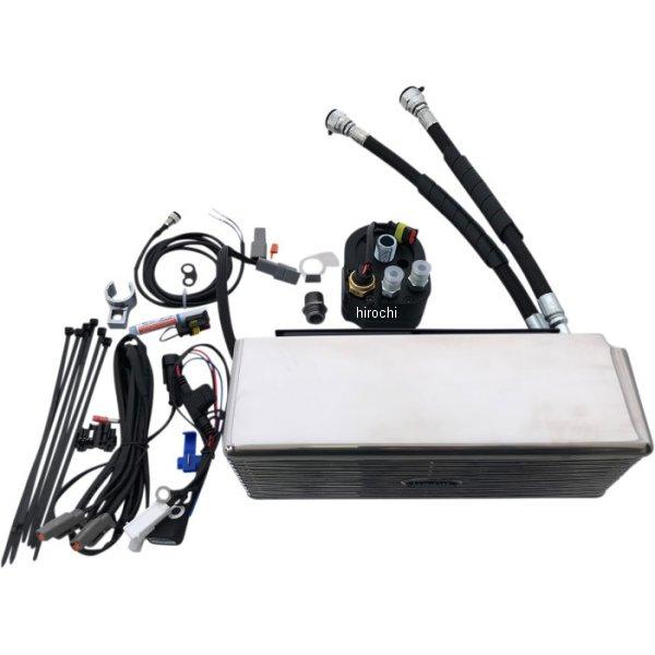 【USA在庫あり】 ウルトラクール UltraCool オイルクーラーキット 下側取付 FXD クローム 0713-0152 HD店