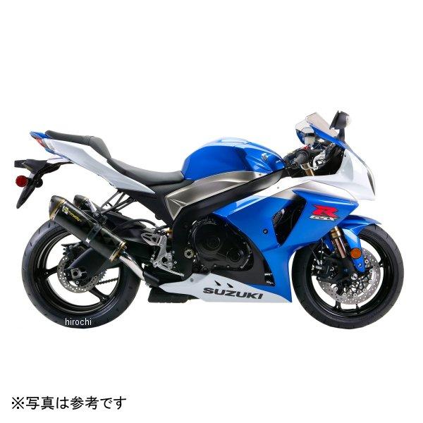 ツーブラザーズ レーシング GSX-R1000(09-11) デュアルスリップオン/M2 AL BK-S 005-2420406DV-B HD店