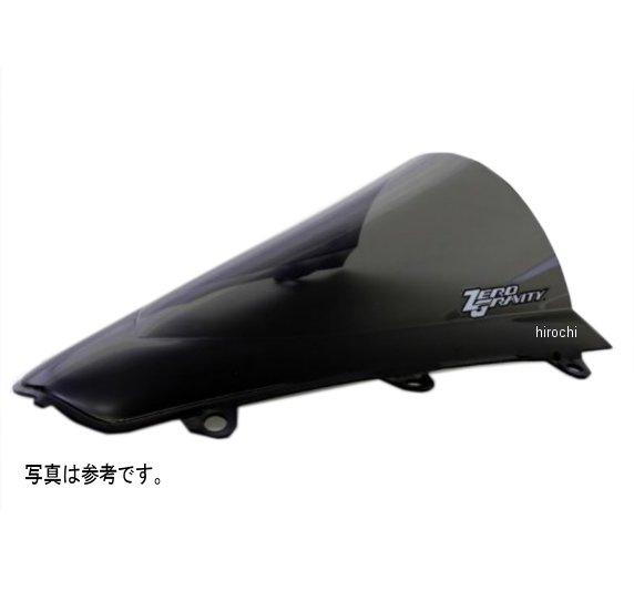 ゼログラビティ ZERO GRAVITY スクリーン ダブルバブル 06年-16年 FZ1 フェザー クリア 1650701 HD店