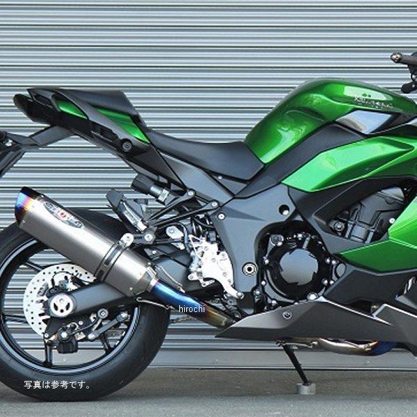 ビート BEET N-Evoフルエキゾースト クリアチタン Ninja1000SX 0223-KG1-50 HD店