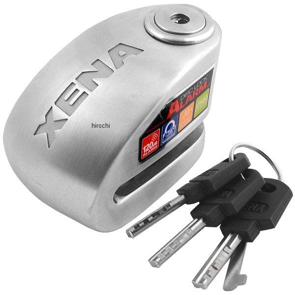 【USA在庫あり】 ゼナ XENA インテリジェント セキュリティ アラーム ディスクロック 14mmピン ステンレス 100105 HD店