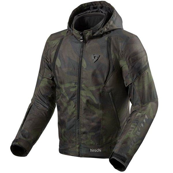 レブイット REVIT 2020年秋冬モデル フレア2ジャケット ダークグリーン Lサイズ FJT280-4580-L HD店