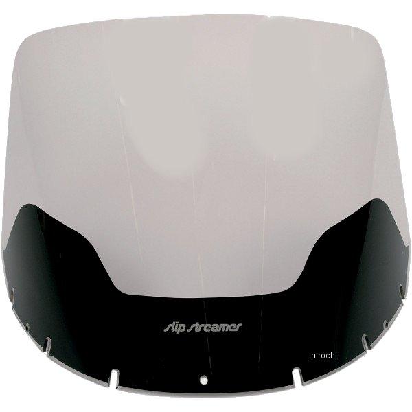【USA在庫あり】 スリップ ストリーマー Slip Streamer ウインドシールド 19インチ(483mm) 84年-95年 FLT スモーク 13319T HD店