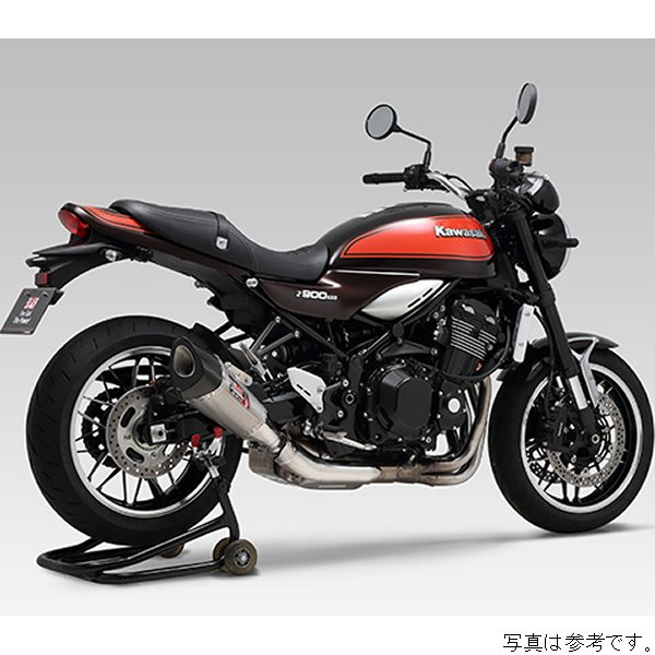 ヨシムラ スリップオンマフラー R-11サイクロン EXPORT SPEC Z900RS HD店 CAFE 品質保証 110-269-5E80B カーボン 激安挑戦中 政府認証 チタンブルー