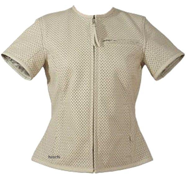 1097 カドヤ KADOYA パンチングレザーTシャツ レディース アイボリー Sサイズ 1097-IV-SW HD店