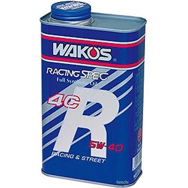 ワコーズ WAKO'S 4CR-40 フォーシーアール 5W-40 1リットル 12本セット E440 HD店
