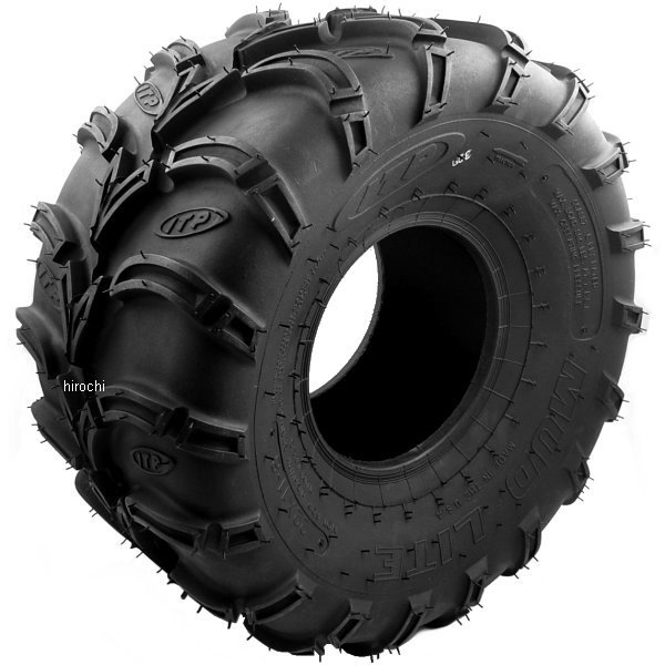 【USA在庫あり】 ITP タイヤ マッドライト XL 25x8-12 6PR 0320-0103 HD店