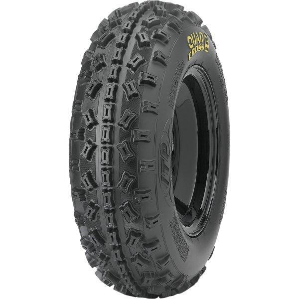【USA在庫あり】 ITP タイヤ クアッドクロス MX2 20x6-10 2PR ディープ フロント 0321-0346 HD