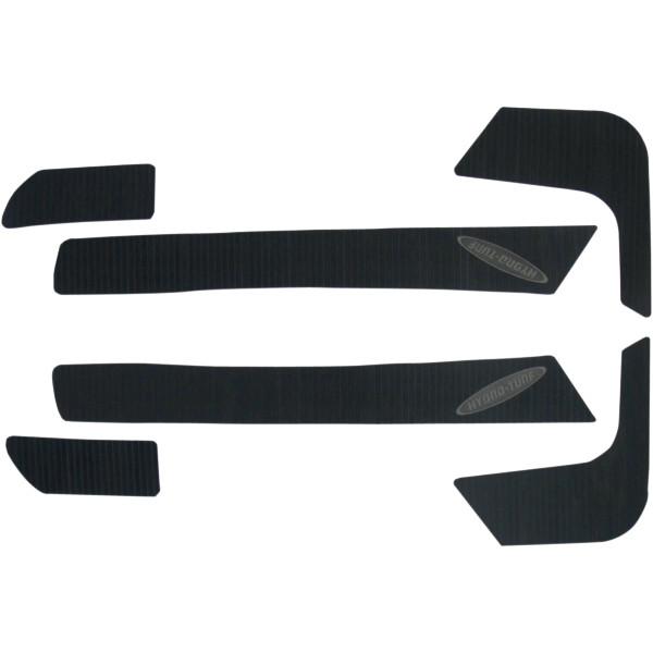【USA在庫あり】 ハイドロターフ HYDRO-TURF マットシート 94年-99年 シードゥー SP Family 黒 1621-0335 HD
