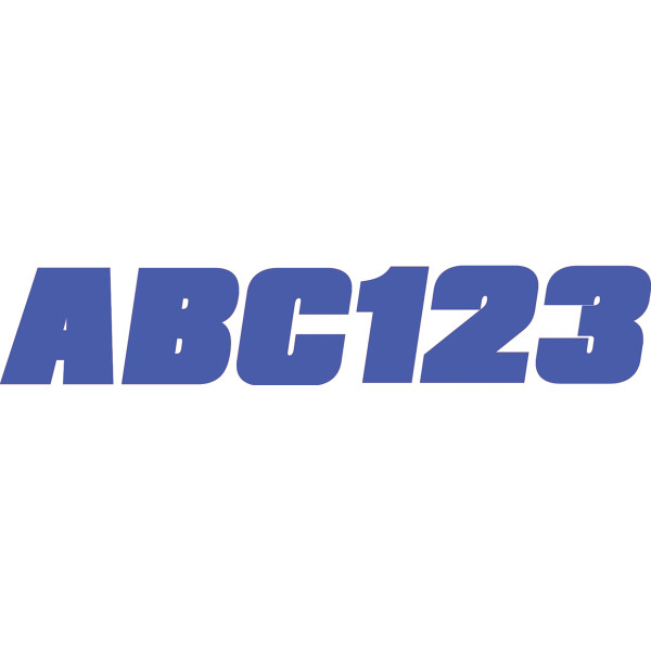 USA在庫あり ハードライン HARDLINE ステッカー 76mm 『4年保証』 価格交渉OK送料無料 146枚入り 青 BLU350EC HD